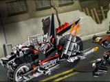 79101 La moto Dragon de Shredder