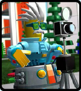 Adventures in LEGO World frame