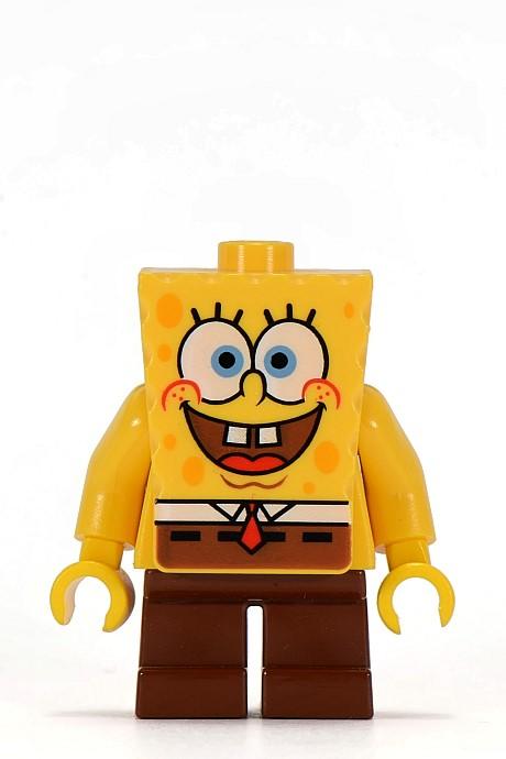 Lego Spongebob Squarepants SQUIDWARD Minifigure 3827 3825