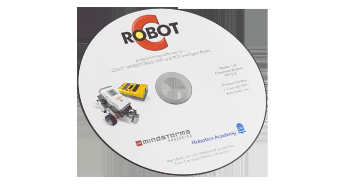 2000082 Robot C Software Classroom License | Brickipedia