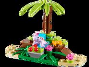 41041 La tortue et son île paradisiaque 2