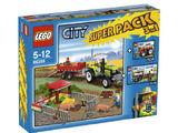 66358 City Super Pack 3 in 1