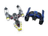 7262 TIE Fighter & Y-wing