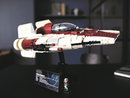 75275 Le chasseur A-wing 13