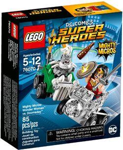 76070 Mighty Micros- Wonder Woman vs-0