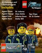 Agents DLC