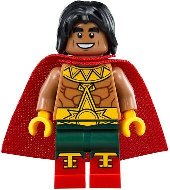 LEGO Batman Movie Justice League Anniversary Party Superman Minifigure 70919