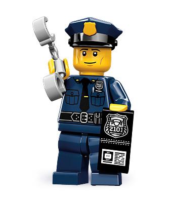 LEGO Bau- & Konstruktionsspielzeug City town sets Baukästen & Konstruktion LEGO minifigure Police officer Policeman Chief commander