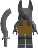 RaceLord Monster Fighters The Pyramid's Crystal, Anubis Guard