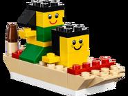 10681 Le cube de construction créative 5