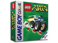 5724 LEGO Stunt Rally - Game Boy Color
