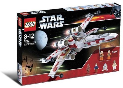 6212 X Wing Fighter Brickipedia Fandom Powered By Wikia