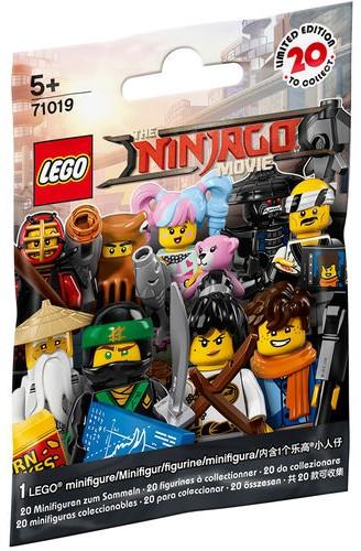 NEW LEGO The Ninjago Movie Minifigures Series 71019 Kai Kendo