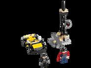76002 Superman Le combat à Metropolis