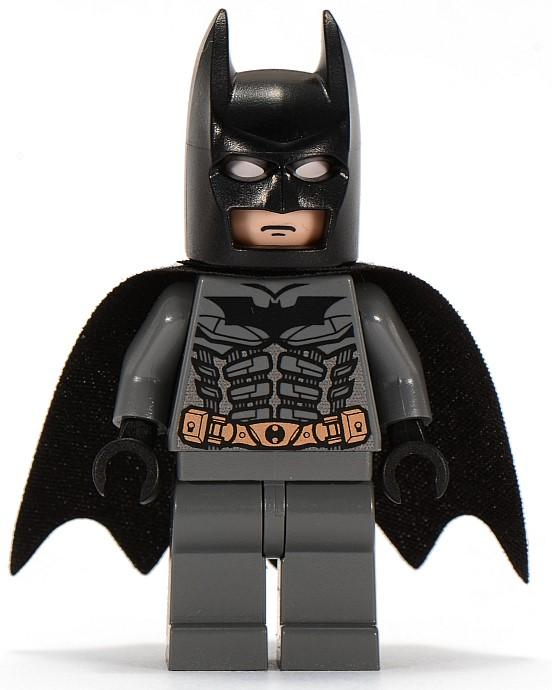 w// Gold Belt /& Bat-a-Rang LEGO Dimensions Batman DC Super Heroes Minifigure