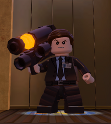 Coulson Destroyer