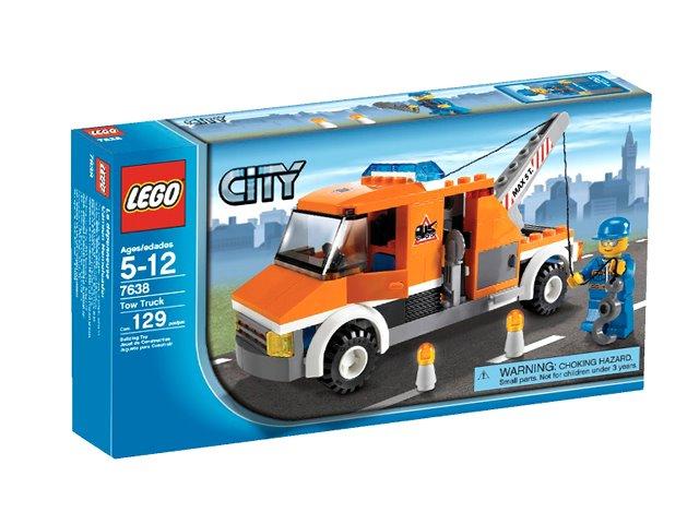 7638 Tow Truck | Brickipedia | FANDOM powered by Wikia