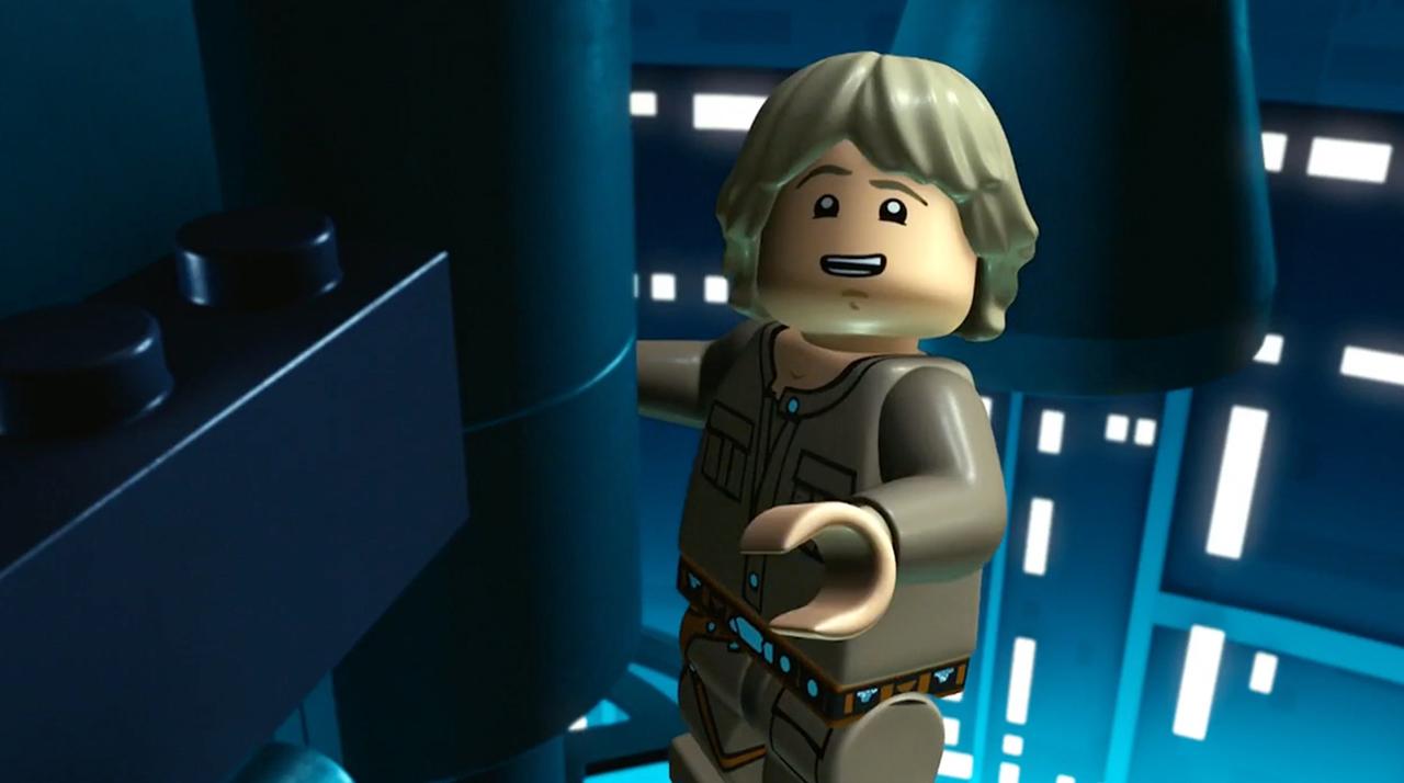 Luke Skywalker | Brickipedia | FANDOM powered by Wikia