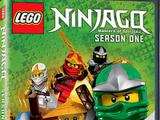 5001141 Ninjago Season 1 DVD