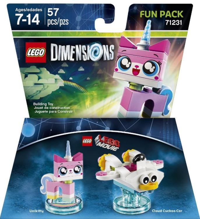 71231 LEGO Movie Unikitty Fun Pack   Brickipedia   FANDOM powered ...