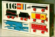 116-Starter Train Set with Motor