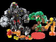 76117 Le robot Batman contre le robot Poison Ivy