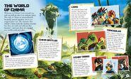 Brickmaster Legends of Chima livre 1