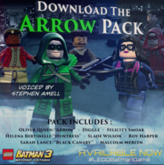 LEGO Batman 3 Arrow Pack