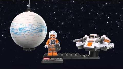 LEGO Star Wars 75009 Snowspeeder und Hoth