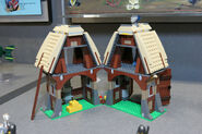LEGO Toy Fair - Kingdoms - 7189 Mill Village Raid - 19