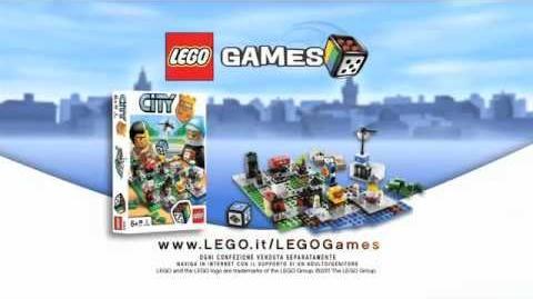 Lego Games CITY ALARM by Testi Giocattoli Padova - www.testistore