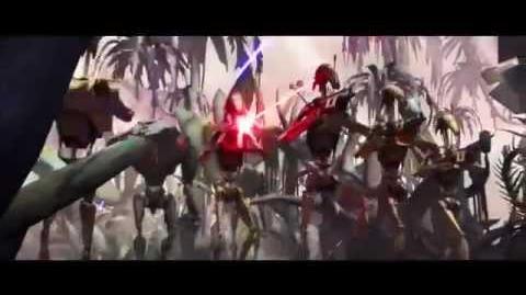 Star Wars The Clone Wars Season 5 trailer