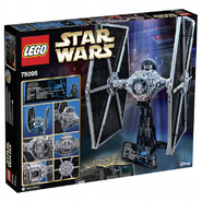 TIE FIGHTER UCS Box back