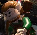 Tauriel Lego