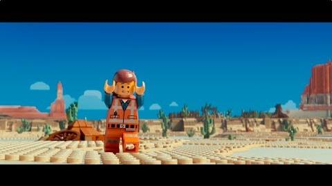 The LEGO Movie - TV Spot 2 HD