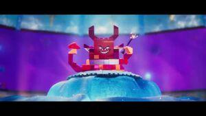 The LEGO Movie 2 BA 2-Reine Watevra Wa'Nabi 1