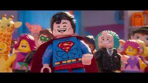 The LEGO Movie 2 BA 2-Superman