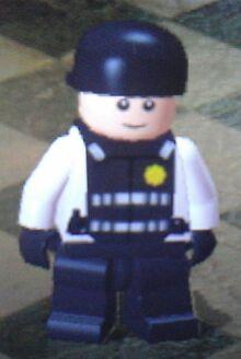 Tirador de policia