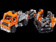 42060 L'équipe de réparation routière