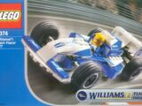 8374 Williams F1 Team Racer 1:27