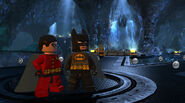 Batman 2 DC Super Heroes xbox 9