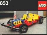 853 Car Chassis