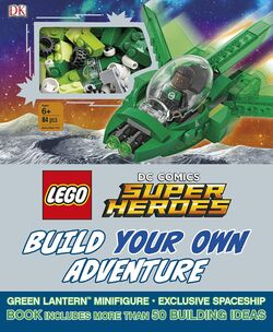 LEGO DC Comics Super Heroes- Build Your Own Adventure