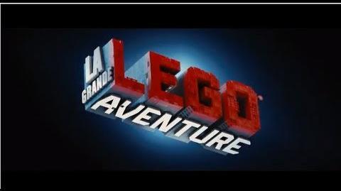 La grande aventure Lego en 3D - Bande Annonce - VOST