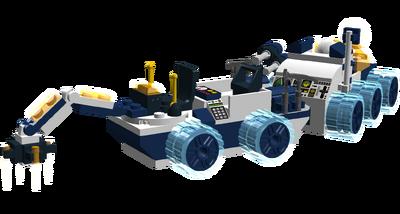 Polar theme concept car (3)