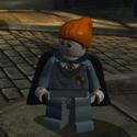 Ron (Déguisement Fille)-HP 14