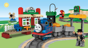 Thomas the tank engine DUPLO
