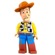 Woody taches