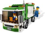 4432 Le camion poubelle 2