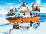 60062 Le brise-glace arctique